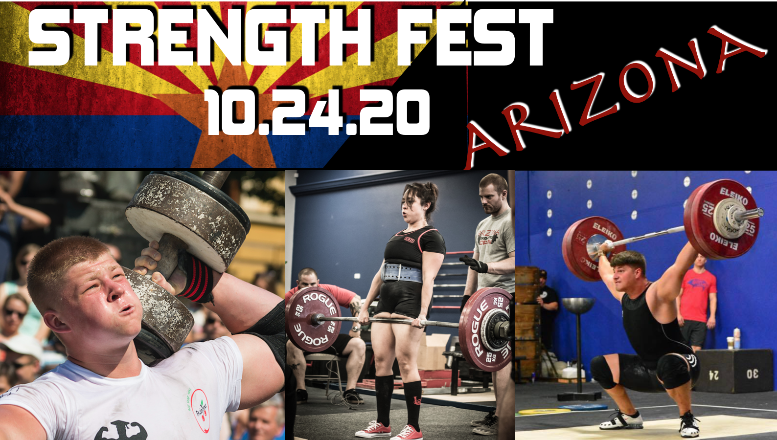 Powerlifting Tucson Strongman Competitions