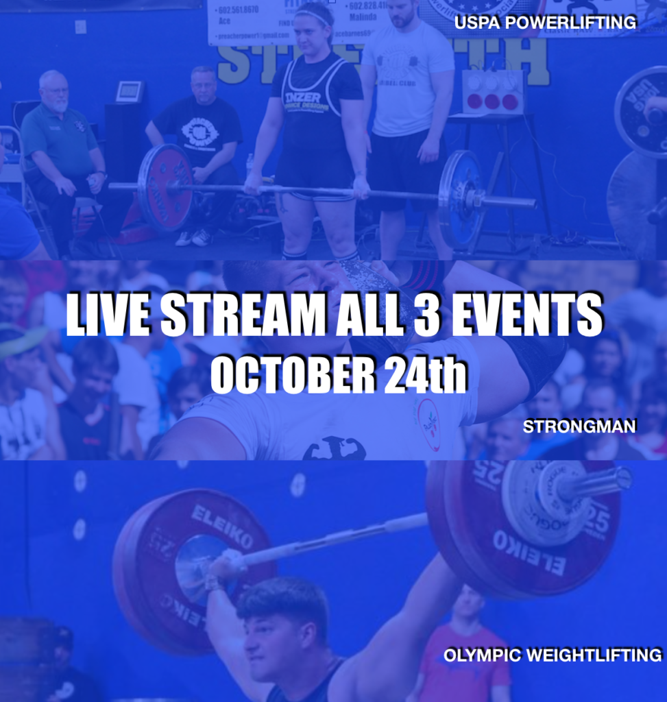 Stream Strongman Powerlfing Tucson Gyms