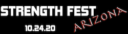 Strength Fest Arizona Logo