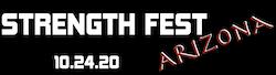 Strength Fest Arizona Logo