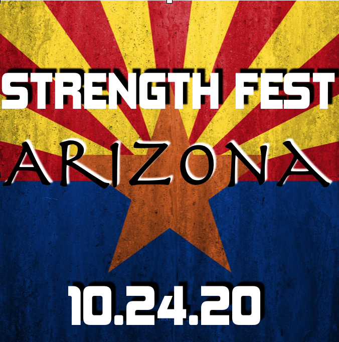 Strongman Powerlifting Tucson