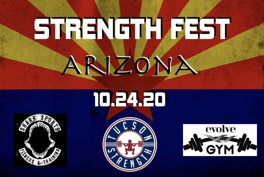 Strongman Arizona Tucson Powerlfting