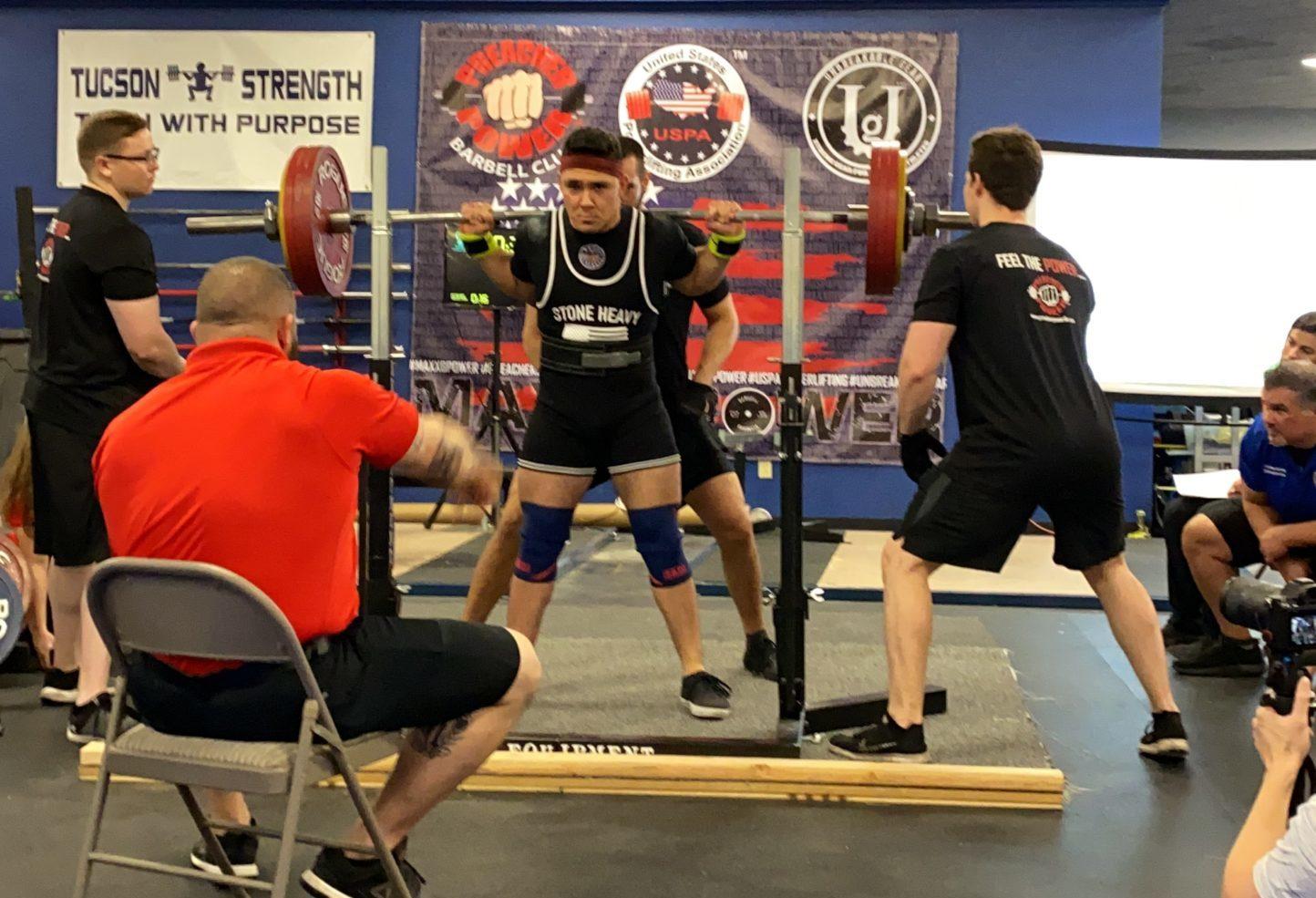 USPA Powerlifting Tucson gyms