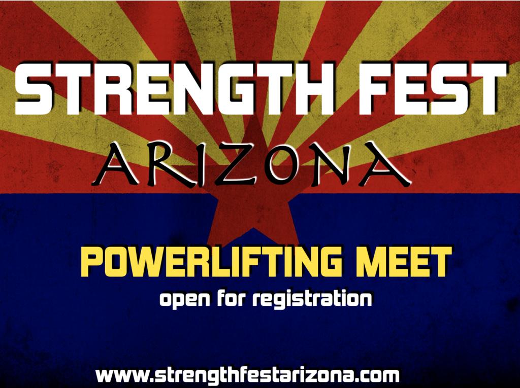 Powerlifting Tucson