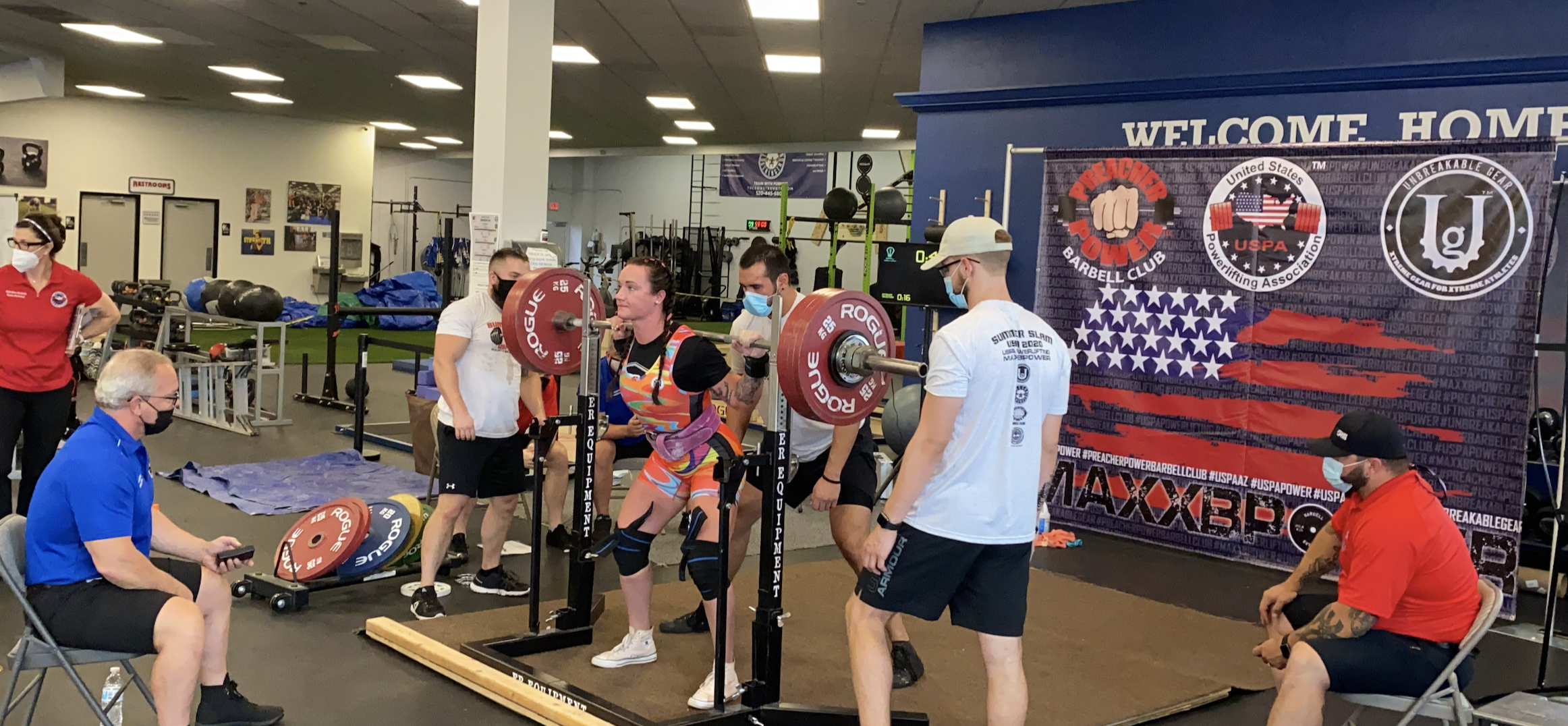 Powerlifting Meets Tucson